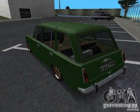 ВАЗ 2102 Florida для GTA San Andreas вид слева