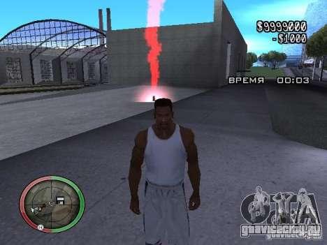 Динамит MOD для GTA San Andreas третий скриншот