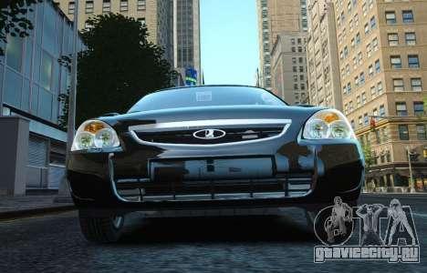 ВАЗ 2170 Lada Priora для GTA 4