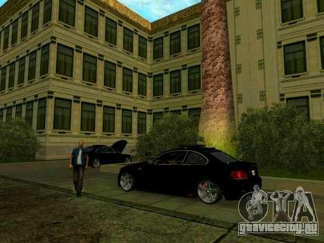 Оживление LSPD для GTA San Andreas пятый скриншот
