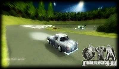 Roskilde кольцо для GTA San Andreas четвёртый скриншот