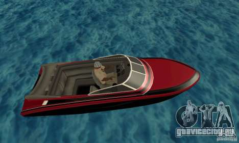 GTAIV TBOGT Floater для GTA San Andreas вид слева