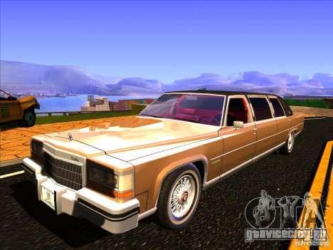 ENBSeries v2.0 для GTA San Andreas шестой скриншот