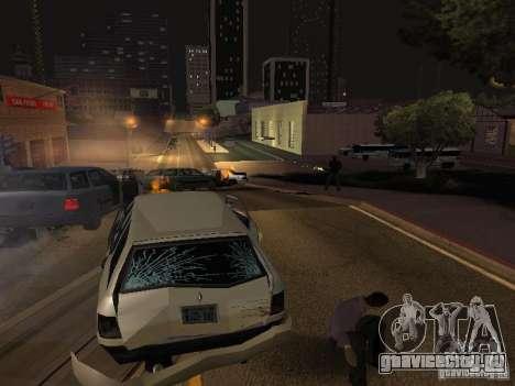 Свободное перемещение камеры для GTA San Andreas третий скриншот