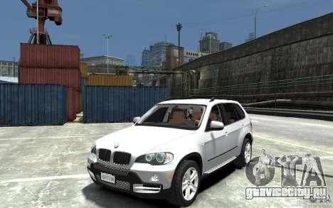 BMW X5 2009 для GTA 4