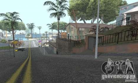 Grove Street 2012 V1.0 для GTA San Andreas восьмой скриншот