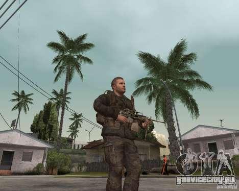 Alex Mason для GTA San Andreas