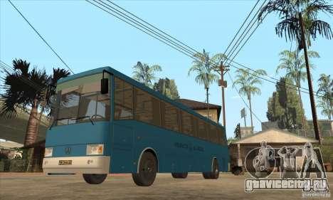 ЛАЗ 52078 (Лайнер-12) для GTA San Andreas