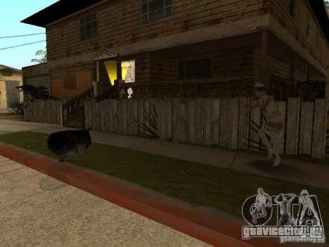 Girlz Medic in Grove для GTA San Andreas третий скриншот