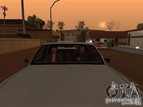 Los Santos Protagonists для GTA San Andreas второй скриншот