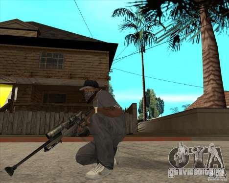 AWP.50 для GTA San Andreas второй скриншот