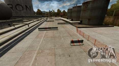 Ралли трек для GTA 4 шестой скриншот