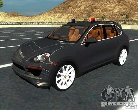 Porsche Cayenne 958 v1.1 для GTA San Andreas