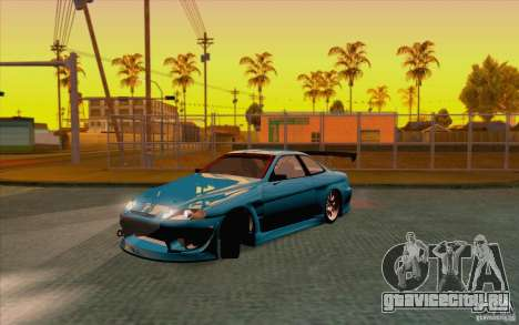 Toyota Soarer (JZZ30) для GTA San Andreas