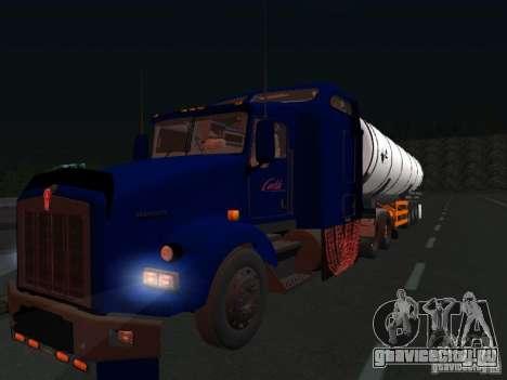 Kenwort T800 Carlile для GTA San Andreas