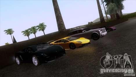 Rolls Royce Phantom Hamann для GTA San Andreas
