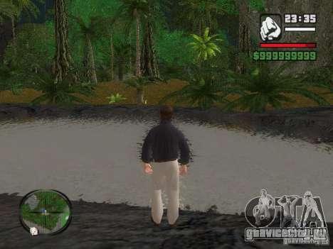 Tony Montana в Рубашке для GTA San Andreas второй скриншот