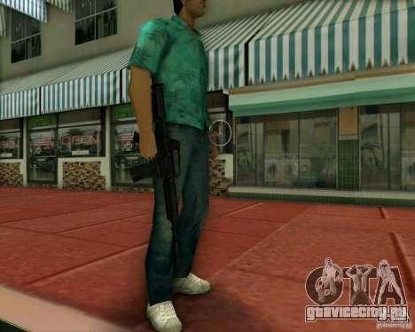 M4A1 для GTA Vice City второй скриншот