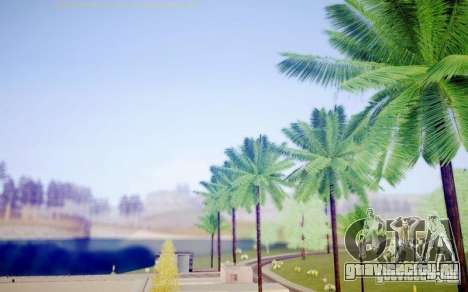 Сompelling ENBSeries для GTA San Andreas восьмой скриншот