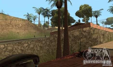 Grove Street 2013 v1 для GTA San Andreas пятый скриншот