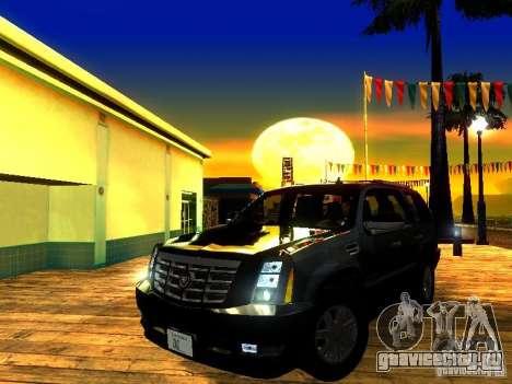 ENBSeries by JudasVladislav для GTA San Andreas шестой скриншот