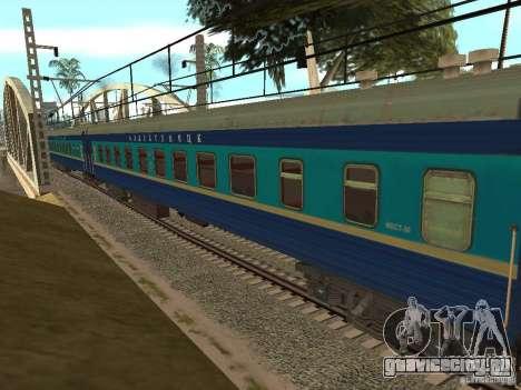 ЖД модификация III для GTA San Andreas восьмой скриншот