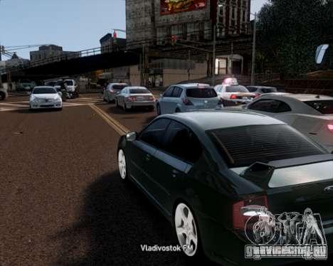 Traffic Load final для GTA 4 третий скриншот
