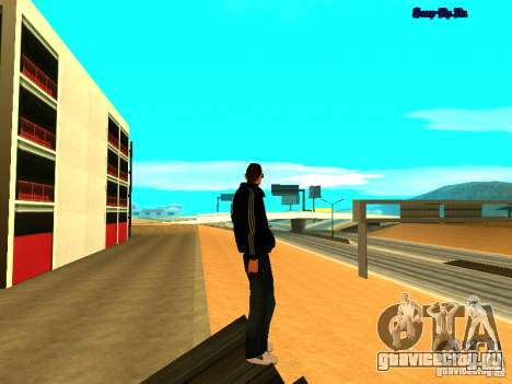 Новый скин для Gta San Andreas для GTA San Andreas пятый скриншот