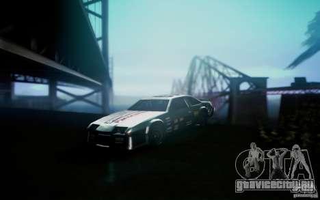 San Andreas Graphics Enhancement для GTA San Andreas