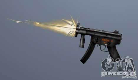 H&K MP5K для GTA San Andreas третий скриншот