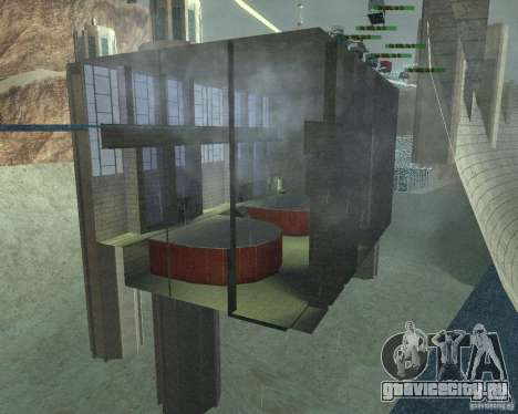 DRAGON база v2 для GTA San Andreas восьмой скриншот