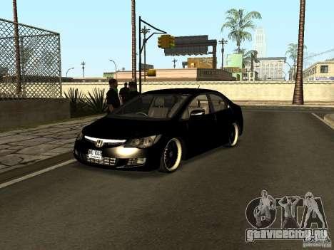 GFX Mod для GTA San Andreas девятый скриншот