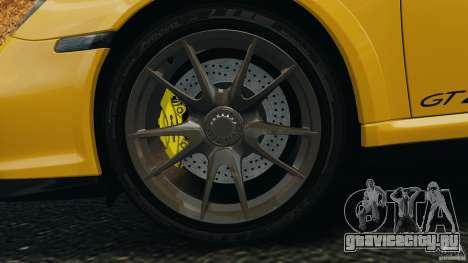 Porsche 911 GT2 RS 2012 v1.0 для GTA 4 вид сверху