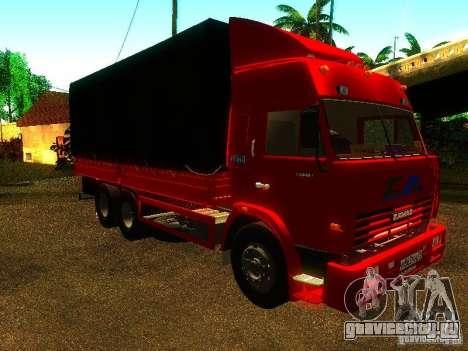 КамАЗ 53215 для GTA San Andreas