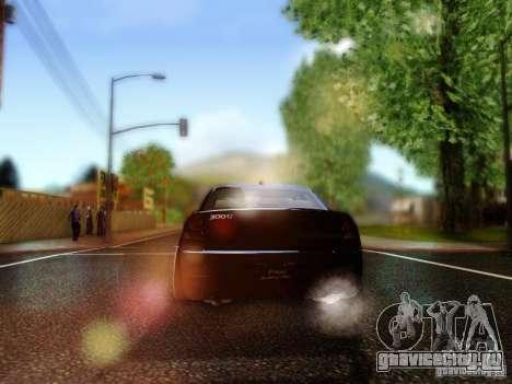 Chrysler 300C VIP для GTA San Andreas вид справа