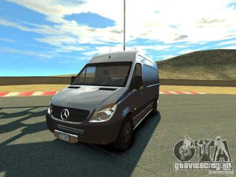 Mercedes-Benz Sprinter 2500 для GTA 4