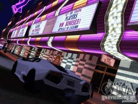 Lamborghini Reventоn для GTA San Andreas вид слева