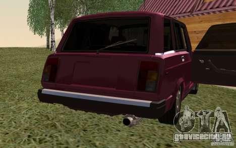VAZ 21047 для GTA San Andreas