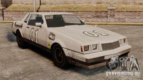 Новые раскраски для ржавых Vigero и Sabre для GTA 4 второй скриншот