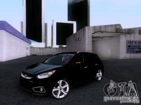 Hyundai ix35 для GTA San Andreas
