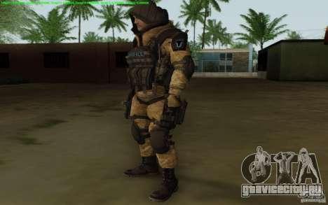 Снайпер из Warface для GTA San Andreas второй скриншот