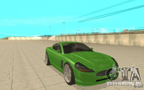 Super GT из GTA 4 для GTA San Andreas