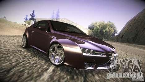 Alfa Romeo Brera Ti для GTA San Andreas