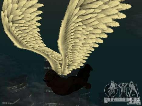 Wings для GTA San Andreas шестой скриншот