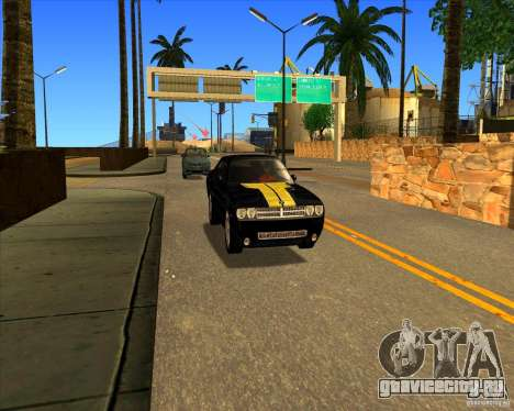 Красивые настройки ENBSeries для GTA San Andreas восьмой скриншот
