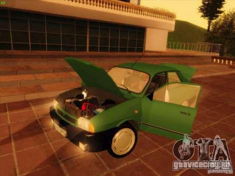 Dacia 1310 L Sport для GTA San Andreas вид сбоку