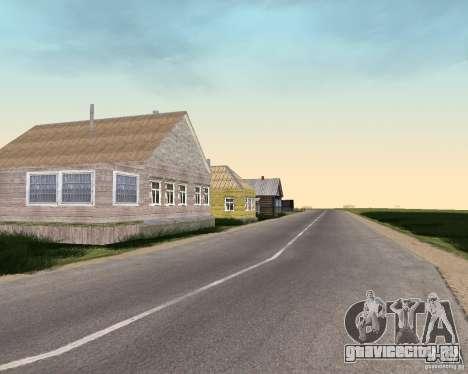 Посёлок Простоквасино для КР для GTA San Andreas четвёртый скриншот