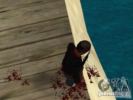Реальная смерть для GTA San Andreas второй скриншот