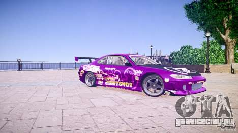 Nissan Silvia S15 Submotoring для GTA 4
