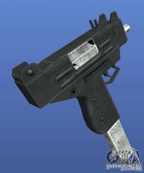 Mega Gun Pack (Chrom) для GTA 4
